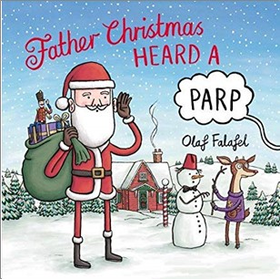 FATHER CHRISTMAS HEARD A PARP