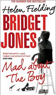 BRIDGET JONES   MAD ABOUT THE BOY - Helen Fielding