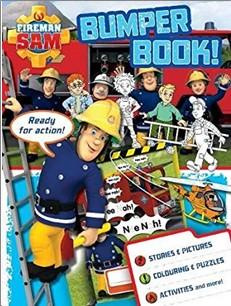 FIREMAN SAM | BUMPER BOOK!