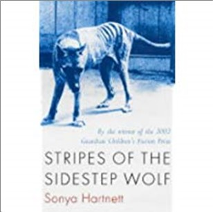 STRIPES OF THE SIDESTEP WOLF - Sonya Hart