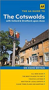 AA GUIDE TO | THE COTSWOLDS WITH OXFORD & STRATFORD-UPON-AVON