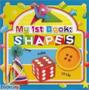 MY 1ST BOOK | SHAPES