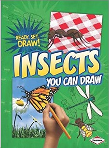 READY, SET, DRAW! | INSECTS YOU CAN DRAW