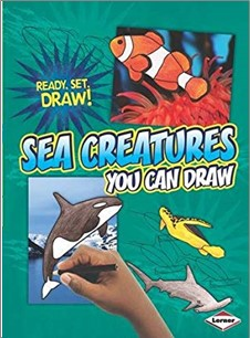 READY, SET, DRAW! | SEA CREATURES YOU CAN DRAW