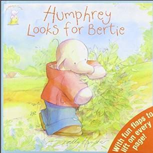 HUMPHREY'S CORNER   HUMPHREY LOOKS FOR BERTIE