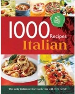 1000 RECIPES | ITALIAN