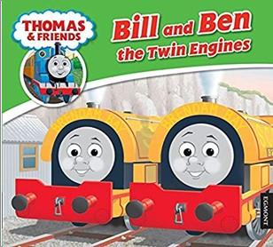 THOMAS & FRIENDS | BILL AND BEN THE TWIN ENGINES