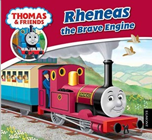 THOMAS & FRIENDS | RHENEAS THE BRAVE ENGINE