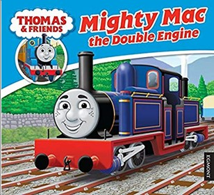 THOMAS & FRIENDS | MIGHTY MAC THE DOUBLE ENGINE