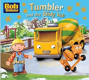 BOB THE BUILDER | TUMBLER AND THE SLIDY ICE