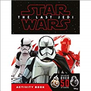 STAR WARS THE LAST JEDI | ACTIVITY BOOK