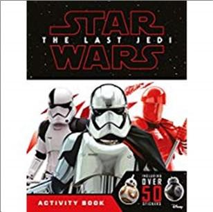 STAR WARS THE LAST JEDI | ACTIVITY BOOK