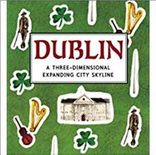 DUBLIN   A THREE-DIMENSIONAL EXPANDING CITY SKYLINE