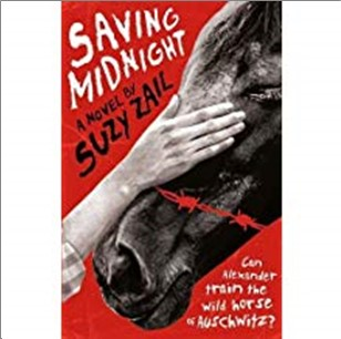 SAVING MIDNIGHT - Suzy Zail