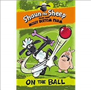 SHAUN THE SHEEP | TALES FROM MOSSY BOTTOM FARM | ON THE BALL