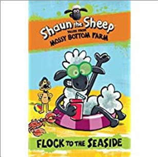 SHAUN THE SHEEP | TALES FROM MOSSY BOTTOM FARM | FLOCK TO THE SEASIDE