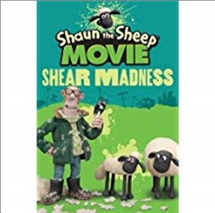 SHAUN THE SHEEP MOVIE | SHEAR MADNESS