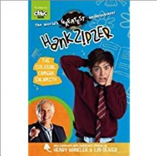 HANK ZIPZER | COLOSSAL CAMERA CALAMITY - Henry Winkler