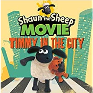 SHAUN THE SHEEP MOVIE | TIMMY IN THE CITY