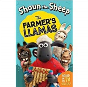 SHAUN THE SHEEP | THE FARMER'S LLAMAS