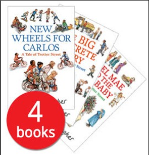 SHIRLEY HUGHES FOUR PACK