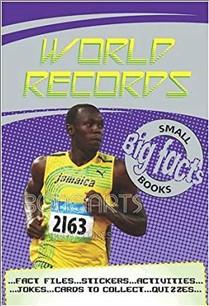 BIG FACTS SMALL BOOKS   WORLD RECORDS