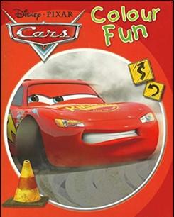 DISNEY | PIXAR CARS | COLOUR FUN
