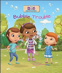 DISNEY DOC MCSTUFFINS | BUBBLE TROUBLE
