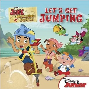 DISNEY JAKE AND THE NEVERLAND PIRATES | LET'S GET JUMPING