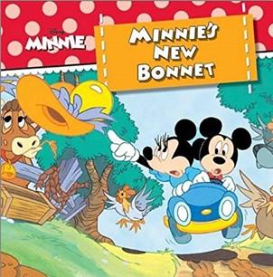 DISNEY MINNIE | MINNIE'S NEW BONNET