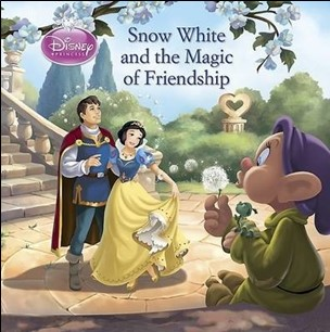 DISNEY PRINCESS | SNOW WHITE AND THE MAGIC OF FRIENDSHIP