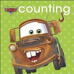 DISNEY PIXAR CARS | COUNTING