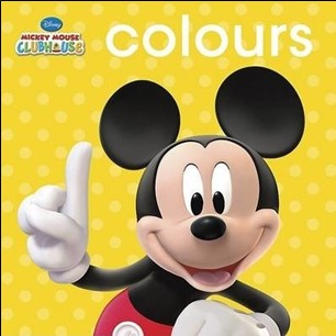 DISNEY MICKEY MOUSE CLUBHOUSE | COLOURS