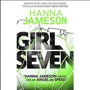GIRL SEVEN - Hanna Jameson