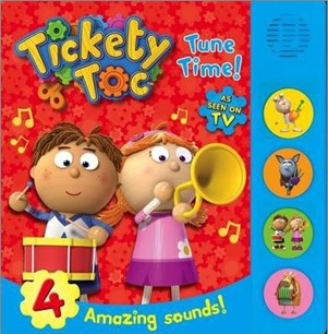 TICKETY TOC | TUNE TIME! SOUND BOOK