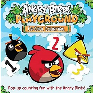 ANGRY BIRDS PLAYGROUND   CA-COOL COUNTING