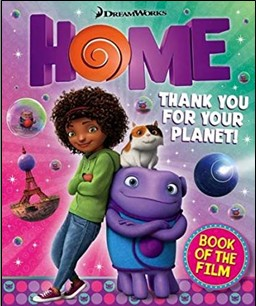 HOME | THANK YOU FOR YOUR PLANET! | BOOK OF THE FILM