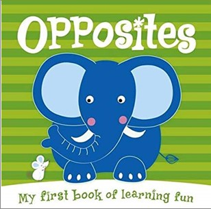OPPOSITES | MY FIRST BOOK OF LEARNING FUN