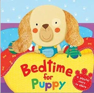 BEDTIME FOR PUPPY