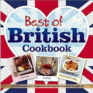 BEST OF BRITISH COOKBOOK