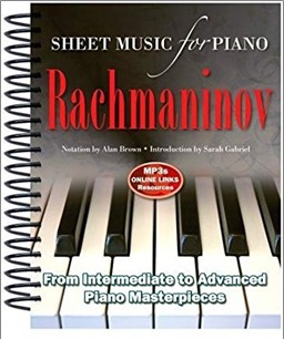 SHEET MUSIC FOR PIANO   RACHMANINOV