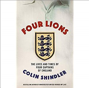 FOUR LIONS | THE LIVES AND TIMES OF FOUR CAPTAINS OF ENGLAND