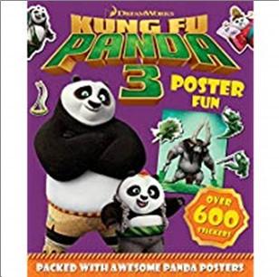 KUNG FU PANDA 3 | POSTER FUN