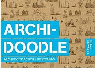 ARCHI-DOODLE | ARCHITECTS ACTIVITY POSTCARDS