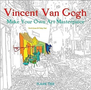VINCENT VAN GOGH | MAKE YOUR OWN MASTERPIECES