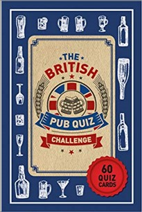 60 PUZZLE CARDS | THE BRITISH PUB QUIZ CHALLENGE