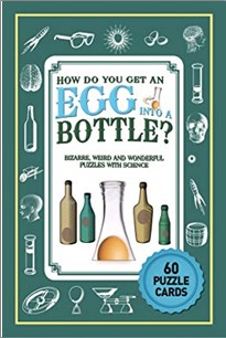 60 PUZZLE CARDS | HOW DO YOU GET AN EGG INTO A BOTTLE?