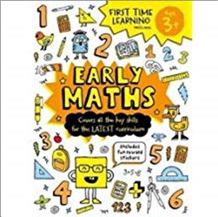 FIRST TIME LEARNING | EARLY MATHS AGE 3+