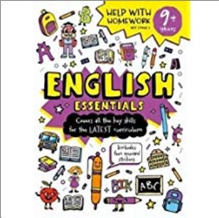 HELP WITH HOMEWORK   ENGLISH ESSENTIALS AGE 9+
