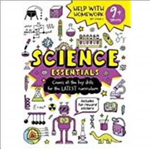 HELP WITH HOMEWORK   SCIENCE ESSENTIALS AGE 9+